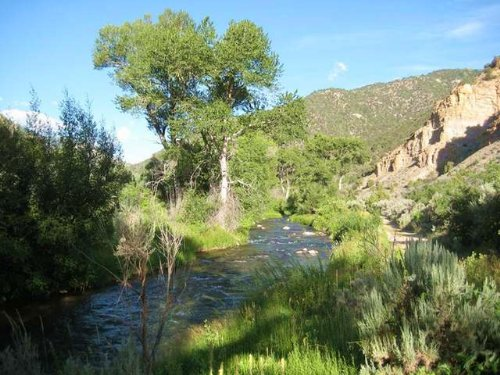 Strawberry River Lot : Daniel : Wasatch County : Utah