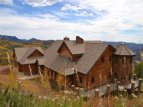 Castle Lodge : Victor : Teller County : Colorado