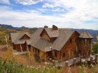 Castle Lodge : Victor : Teller County : Colorado