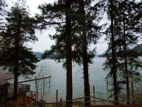 Views Of Carlin Bay : Harrison : Kootenai County : Idaho