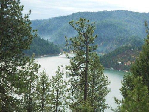 Trail To Coeur D' Alene : Coeur d'Alene : Kootenai County : Idaho