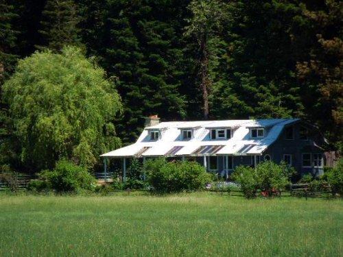 Washaho Ranch : Priest River : Bonner County : Idaho