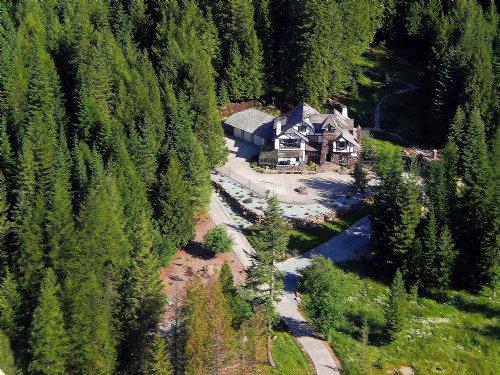 North Idaho Go Away Retreat : Priest River : Bonner County : Idaho