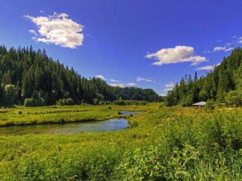 Hidden Valley Ranch : Naples : Boundary County : Idaho