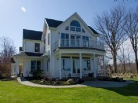 Waterfront Home On Lake Erie 40 Ac : Hamburg : Erie County : New York