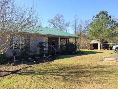 Country Homestead Or Retreat : Unadilla : Dooly County : Georgia