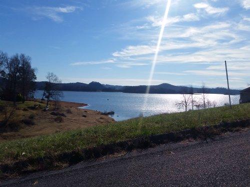 Seasonal Cherokee Lake Front Lot : Rutledge : Grainger County : Tennessee