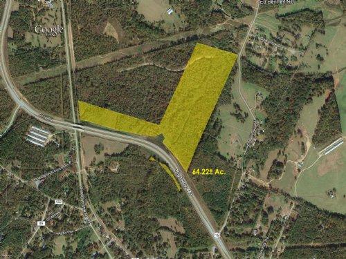 64.22± Ac For Sale - Split Zoning : Nicholson : Jackson County : Georgia