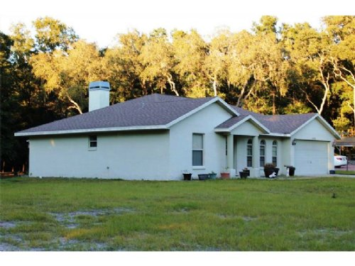 6+ Acres 3/2/2 Heavenly Home : Webster : Sumter County : Florida