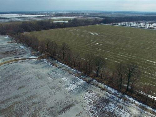 142 Acres Perque Creek Rd : O Fallon : Saint Charles County : Missouri