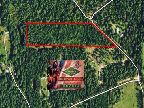10 Ac - Timberland For Rural Home S : Newton County : Texas