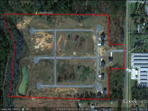 Cheap Bulk  Developed Lots : Perry : Houston County : Georgia