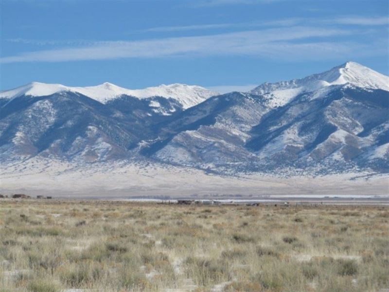 7469459 - 38+ Acres In Scenic Valle : Saguache : Saguache County : Colorado