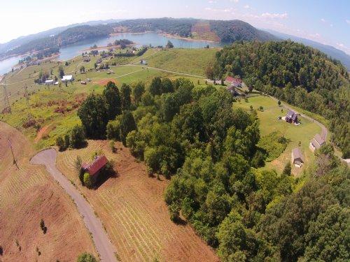15.34 Acres In Leons Rock : Bean Station : Grainger County : Tennessee