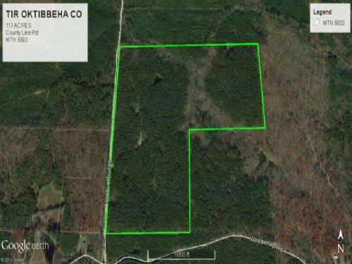 Hunting Recreational Land Starkvill : Starkville : Oktibbeha County : Mississippi