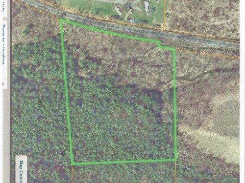 Land Near Corning Ny Great Hunting : Catlin : Chemung County : New York