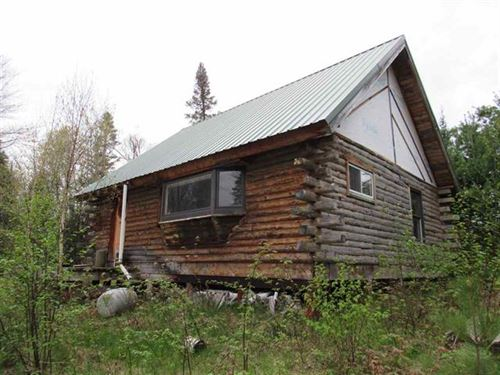 Tbd Off Forest Rd 5250, Mls 1092039 : Trout Creek : Ontonagon County : Michigan