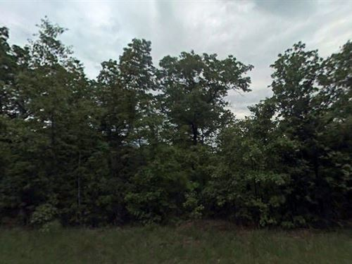.15 Acres In Cherokee Village, AR : Cherokee Village : Fulton County : Arkansas