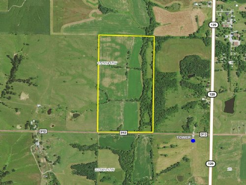 80 Acres : Bynumville : Chariton County : Missouri