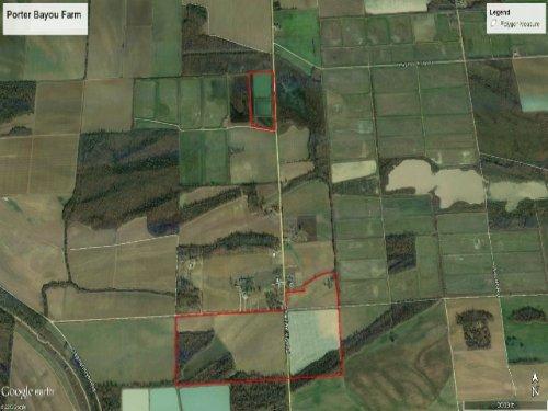 Porter Bayou Farm : Indianola : Sunflower County : Mississippi