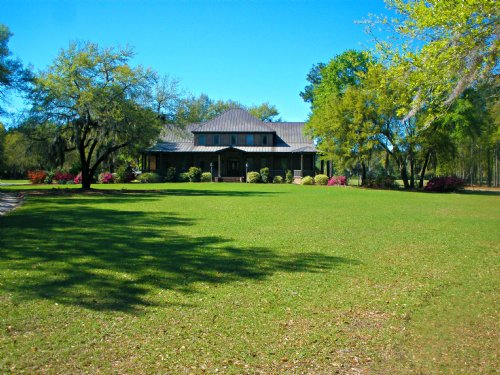 Live Oak Plantation : Guyton : Effingham County : Georgia