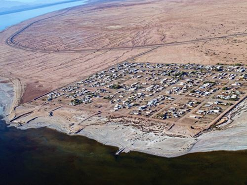 .1 Acres In Bombay Beach, Ca : Bombay Beach : Imperial County : California