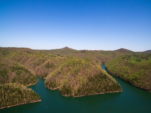 200 Acres Farm On Dale Hollow Lake : Byrdstown : Pickett County : Tennessee