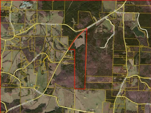 186 Acres Lime Branch : Cedartown : Polk County : Georgia