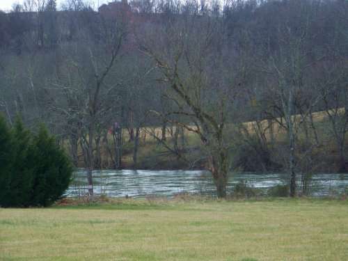 River Front Lot On The Holston : New Market : Jefferson County : Tennessee