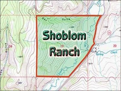 Triple Creek Ranch : Philipsburg : Granite County : Montana