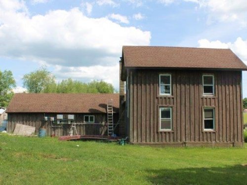 Working Farm On 50 Acres : Amboy : Oswego County : New York