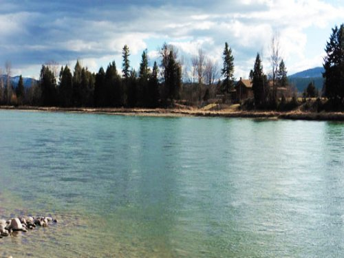 Ranch On The River : Libby : Lincoln County : Montana