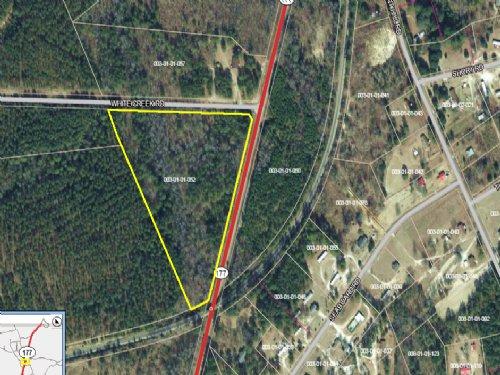 $24,905 - White Church Creek Road, : Wallace : Marlboro County : South Carolina