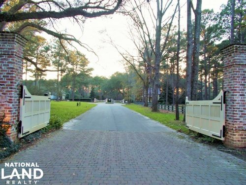 Heyward Point Estate Lot 21 : Okatie : Beaufort County : South Carolina