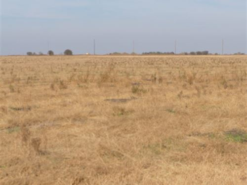 126 Acres Prime Investment Property : Enid : Garfield County : Oklahoma