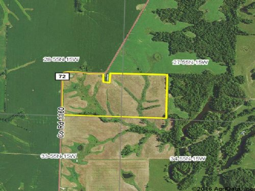 73.74 Acres County Rd 1160 Randolph : Huntsville : Randolph County : Missouri
