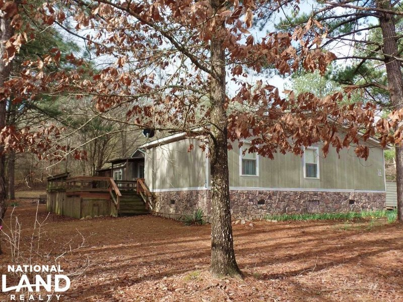 Peaceful Country Home : Enterprise : Lauderdale County : Mississippi