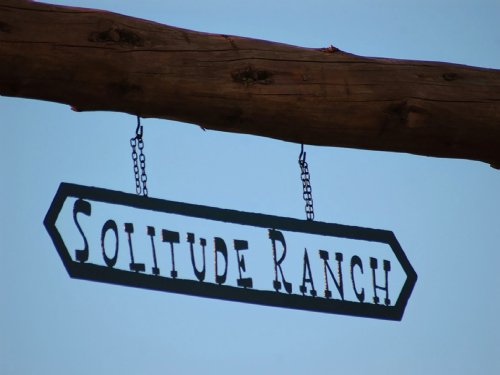 Solitude Ranch : Garrison : Powell County : Montana
