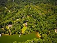 Cherokee Lake Front Lot : Mooresburg : Hawkins County : Tennessee