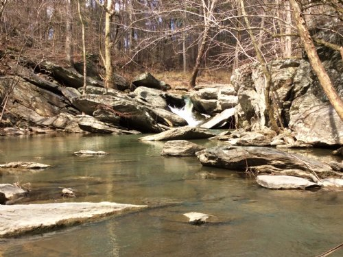 Beautiful Creek Frontage : Notasulga : Macon County : Alabama