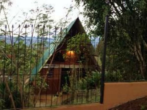 Mt. A-Frame + Cabin- 1500M2 Lot : Orosi Valley : Costa Rica
