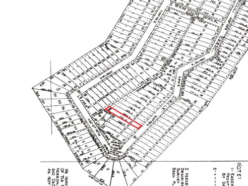 0.11 Acres Cherokee Village Lot : Cherokee Village : Sharp County : Arkansas