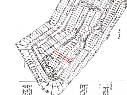 0.11 Acre Buildable Land For Sale : Cherokee Village : Sharp County : Arkansas