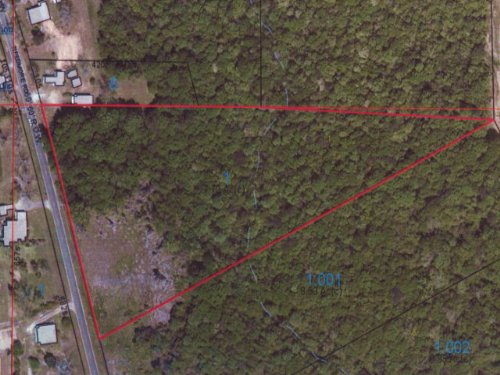 7.32 Ac With Excellent Pond Site : Troy : Pike County : Alabama