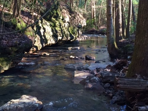 6.12+/- Acres With Year Round Creek : Dunlap : Sequatchie County : Tennessee