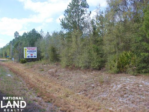 Townsend Commercial Property : Townsend : McIntosh County : Georgia