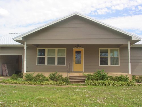Small Country Home On Acreage : Detroit : Red River County : Texas