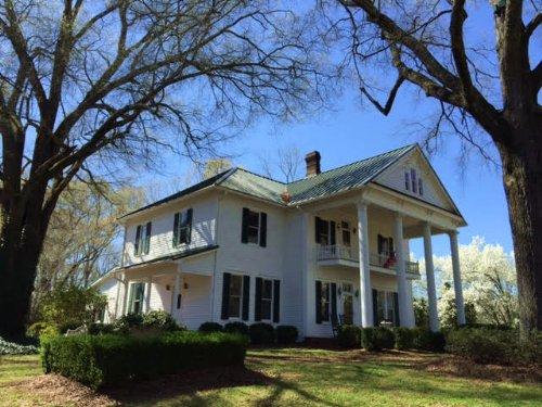 Mccollum Manor On 7.11 +/- Acres : Adairsville : Bartow County : Georgia