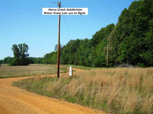 .33 Acres In Morris Chapel, TN : Morris Chapel : Hardin County : Tennessee