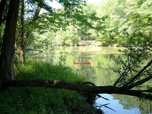.35 Acres In Morris Chapel, TN : Morris Chapel : Hardin County : Tennessee